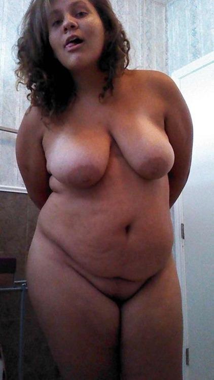 hot chubby milf self